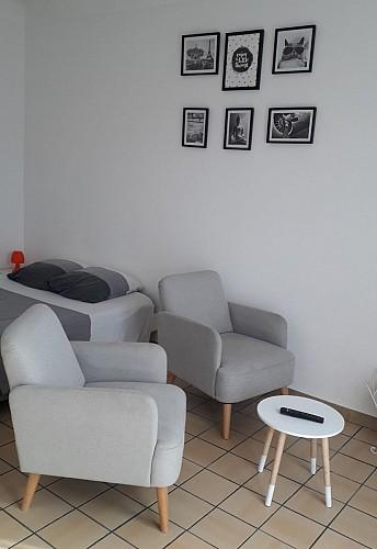 salon fauteuils rogne