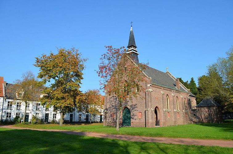 Het Sint-Alexiusbegijhof – Dendermonde