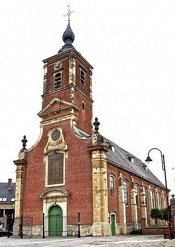 Sint-Amanduskerk Opdorp