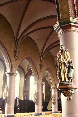 Sint-Niklaaskerk Buggenhout
