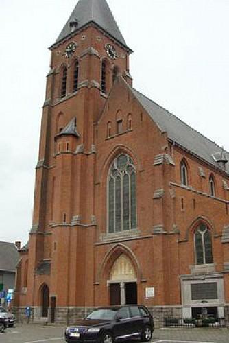 Sint-Gerardus Majellakerk Opstal