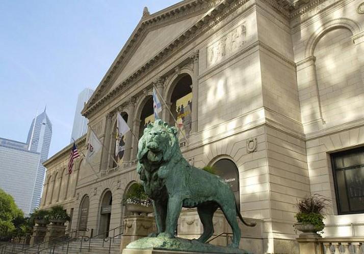 Art Institute of Chicago Ticket - Chicago