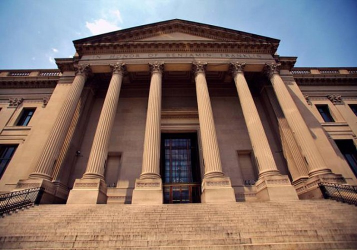 Billet Franklin Institute Science Museum - Philadelphie