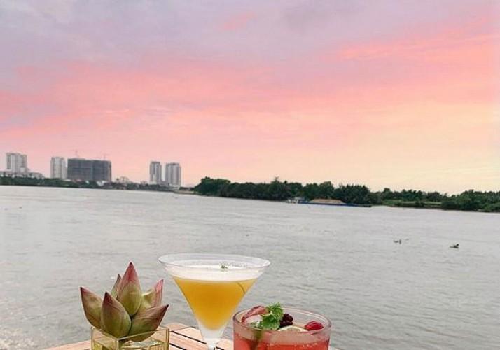 Sunset Cruise on the Saigon River - Ho Chi Minh City