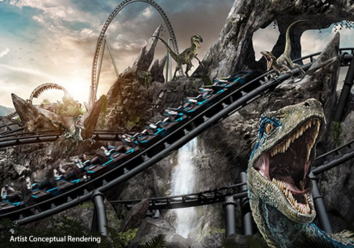 Universal Orlando 3 Park Explorer Tickets - Access to all 3 parks