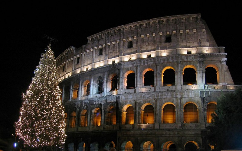 Best of Rome Christmas Day Walking Tour
