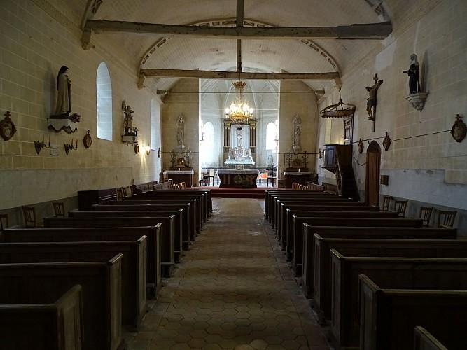 Intérieur église 4