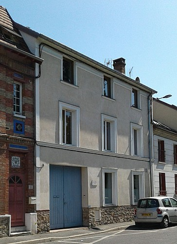 Maison d'Albert Marquet - 30 quai de Seine