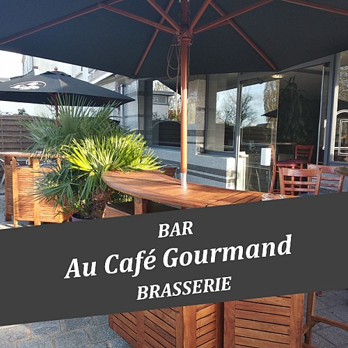 AU CAFÉ GOURMAND