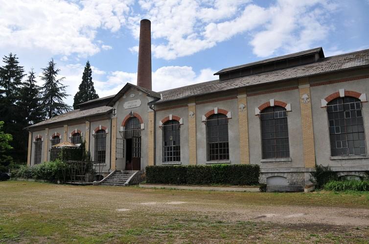Ancienne centrale électrique © Conservation Départementale du Loiret