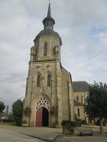 St-Pierre-ès-Liens Church