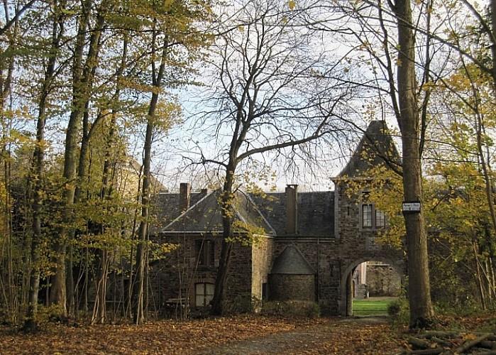 Château de Grune (propriété privée)