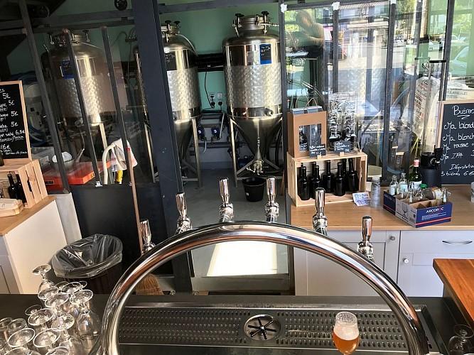 La biere des Dock Biarritz bar4