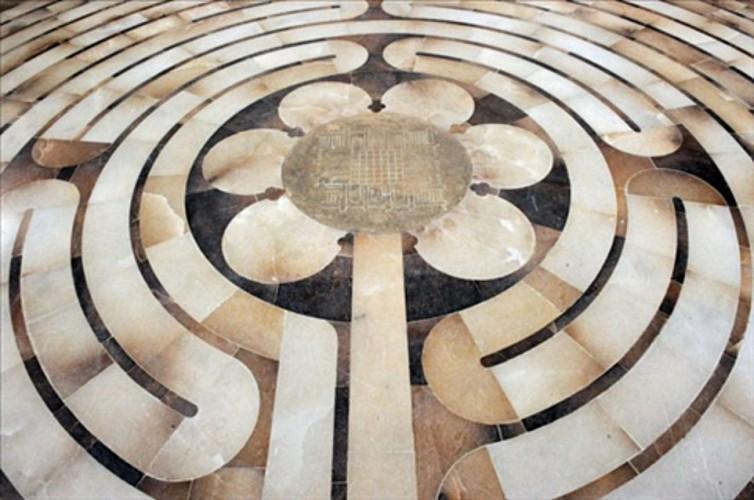 Le marbre rose (jaspé) de Saint Remy