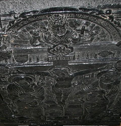 De romaanse kerk van Celles