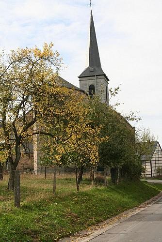 Le village de Froidfontaine