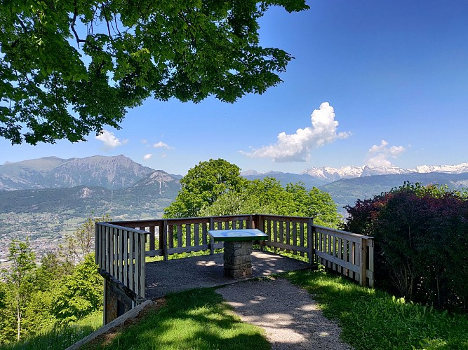 Belvedere of Faucigny