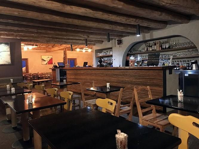 Mountain restaurant l'Eterlou