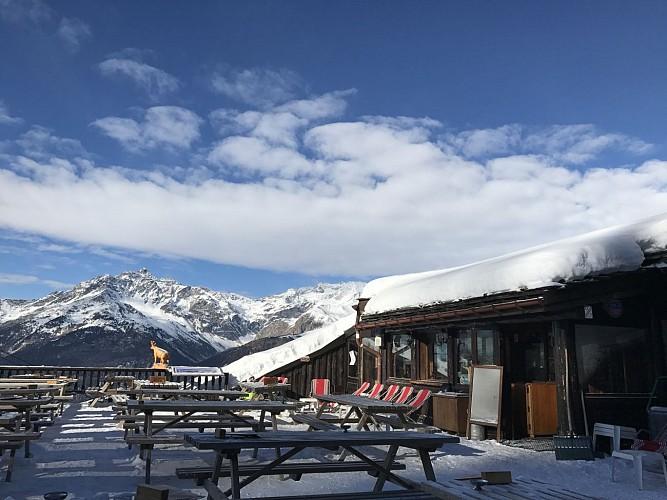 Restaurant d'altitude l'Eterlou