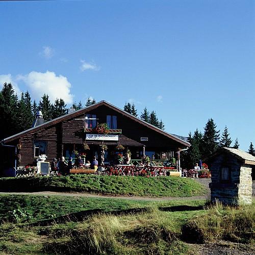 Restaurant d'altitude La Haute Bise