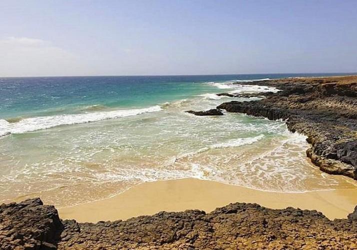Visite privée de l'île de Boa Vista (Cap-Vert) – En français