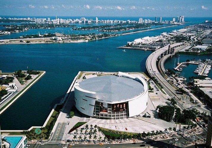 NBA – Billet pour un match des Heat à l'American Airlines Arena – Miami