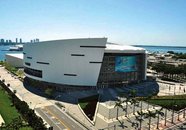 NBA – Billet pour un match des Heat à l'American Airlines Arena – Miami