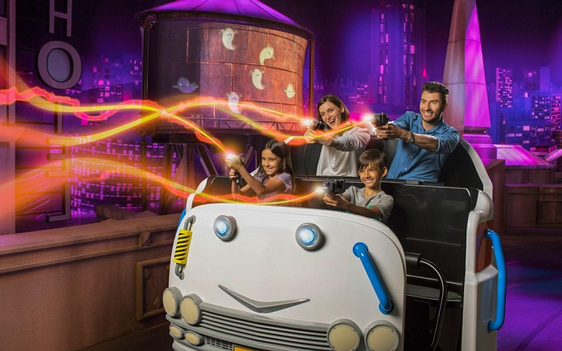 Dubai Parks and Resorts: Park Hopper
