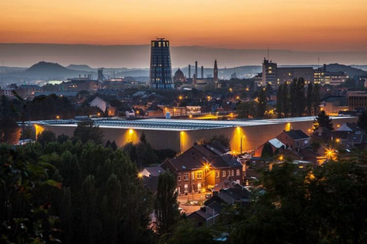 Charleroi ville de renouveau