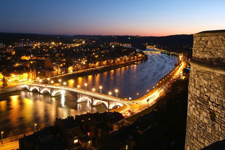 Namur, romantisme histoire et patrimoine