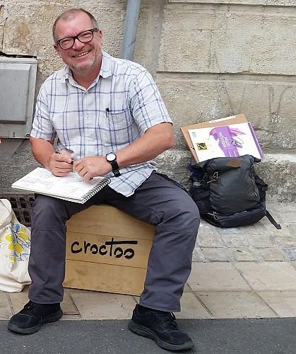 Michel André Alias CROCTOO