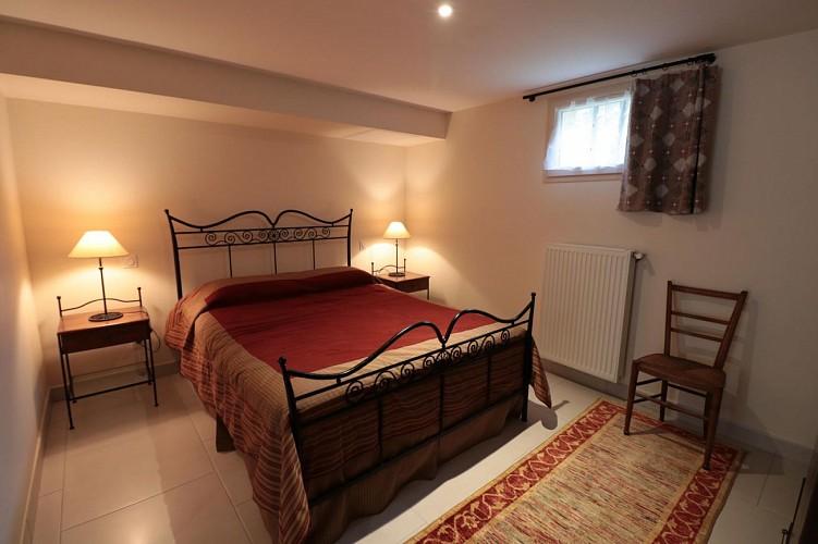 6-Chambre-lit-double---La Maison du Coq