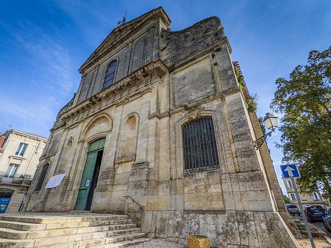 Église Saint-Symphorien - Castillon-la-Bataille