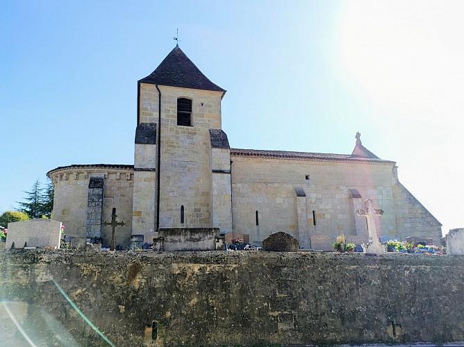 Église Sainte-Colombe - Sainte-Colombe