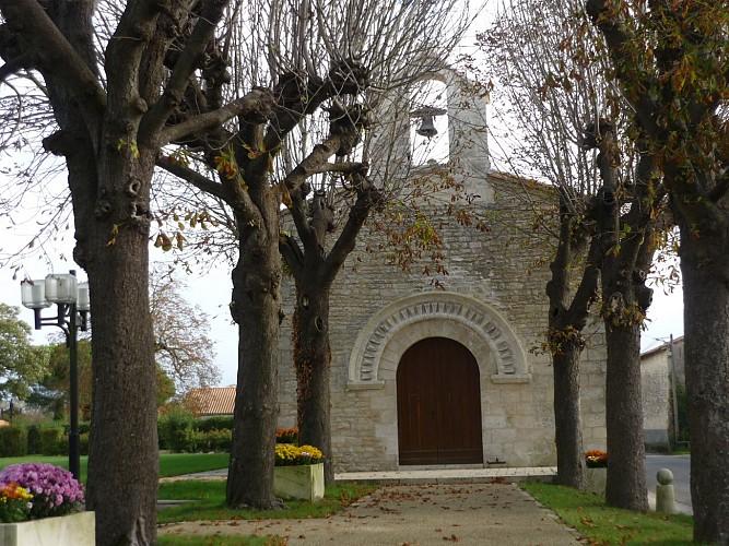 L'église Saint-Vaize