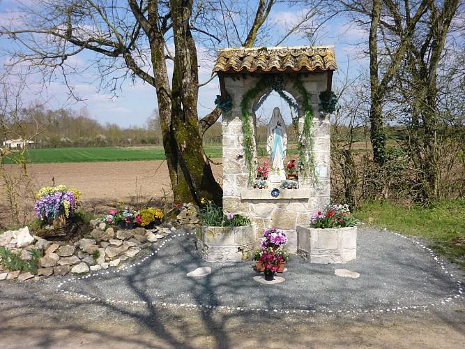 L'oratoire de Notre-Dame de Lourdes
