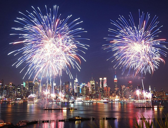 New Year dinner cruise - Spirit of New York