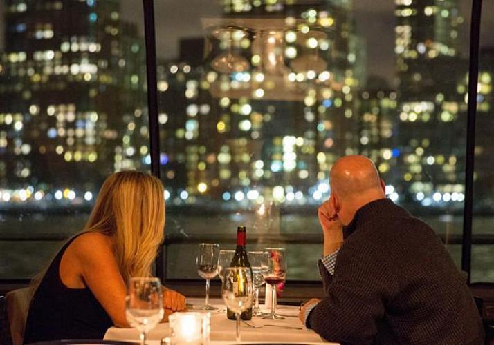 Dîner croisière du Nouvel An  - Spirit of New York