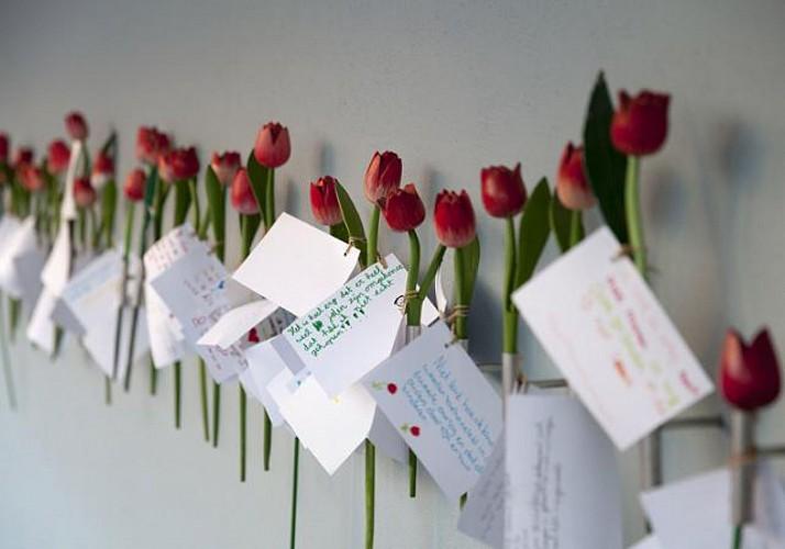 Visite guidée sur les traces d'Anne Frank + Billet Quartier Culturel Juif - Amsterdam