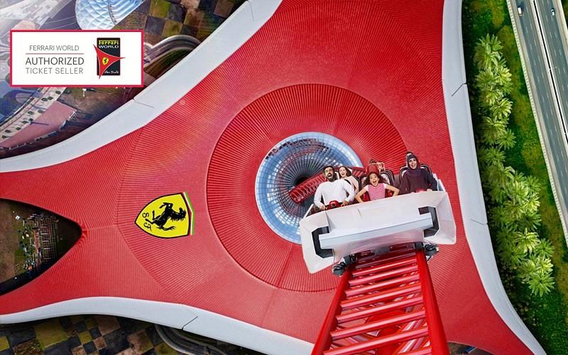Ferrari World Tickets