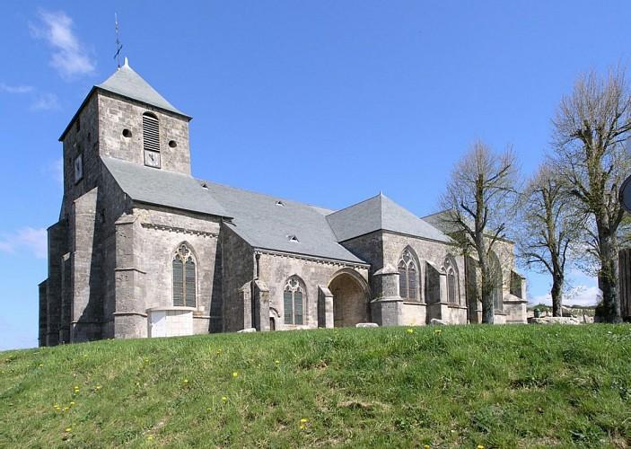 Eglise Notre Dame de Bonne Garde