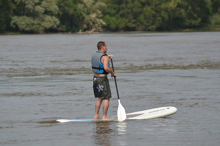 SORTIES GUIDÉES EN STAND UP PADDLE