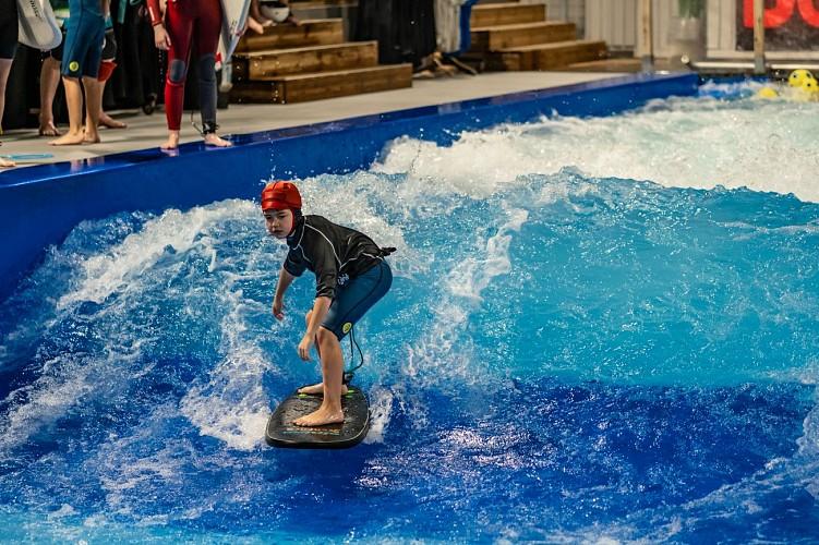SESSION DE SURF 1 ADULTE ET 1 ENFANT - TARIF SPECIAL