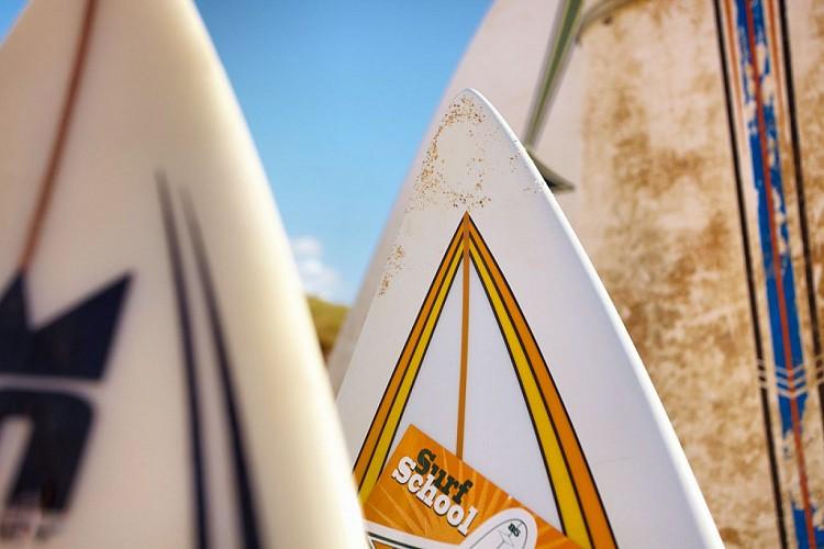 LOCATION MATÉRIEL : 2H OFFERTE POUR UN MINISTAGE - ATLANTIC LEZARD SURF SCHOOL