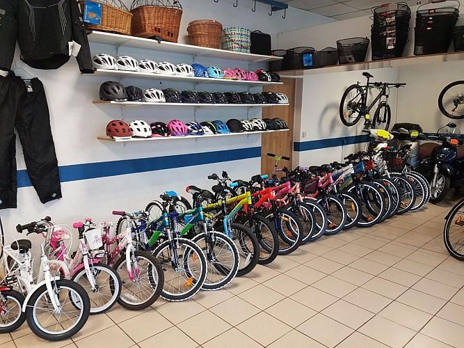 LES CYCLES DE LA PRESQU'ÎLE