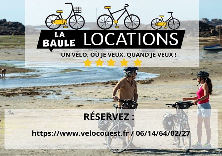LA BAULE LOCATIONS