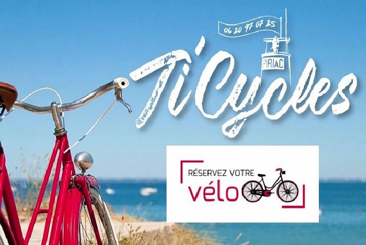 OUVERT - TI'CYCLES