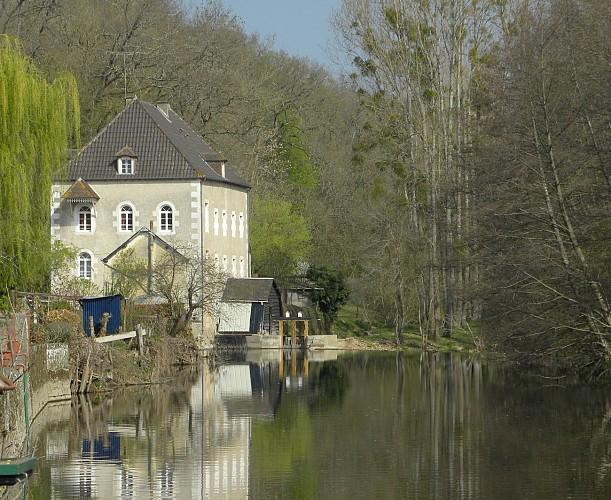 Le Moulin de la Font (propriété privée)