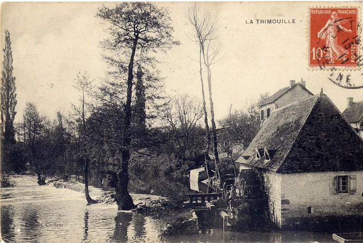 Moulin de Gersant XVe
