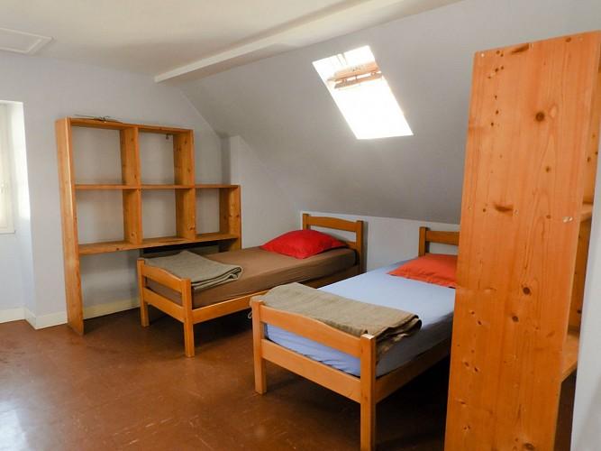grand dortoire 7 places chaneu